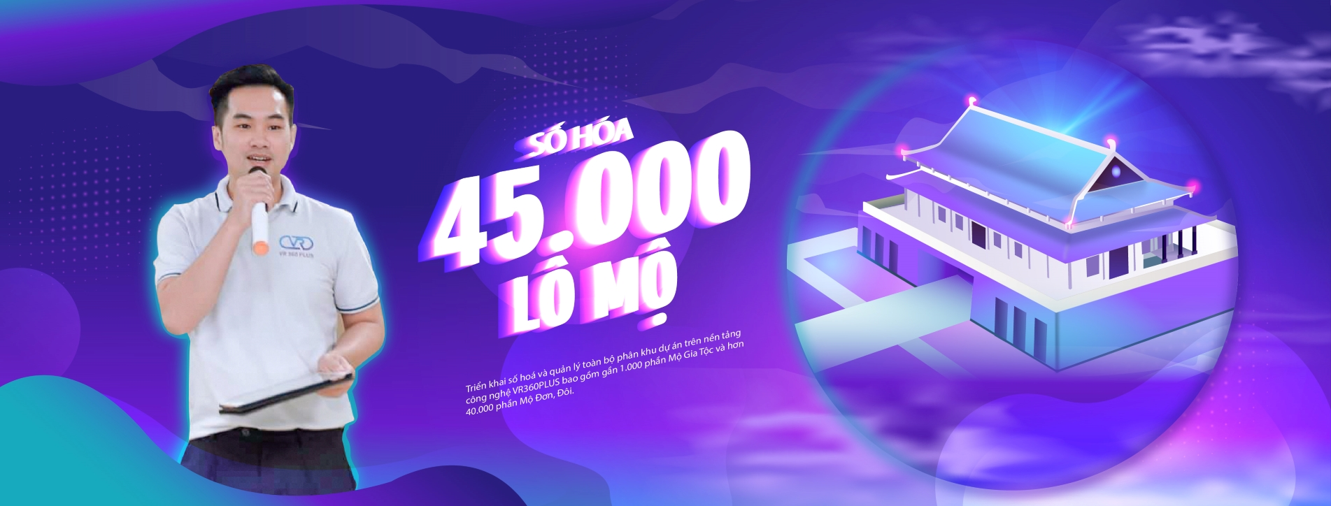 Số hóa 45.000 lô mộ